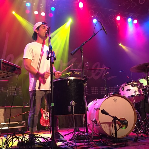 Adam Friedman at the House of Blues in Chicago, Illinois